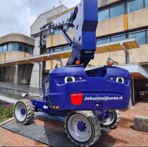 foto 3 van project Onderhoud Raadhuis in Ede