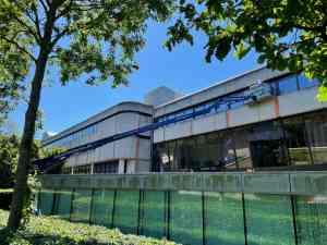 foto 2 van project Onderhoud Raadhuis in Ede