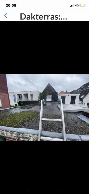 foto 1 van project Overzet dak