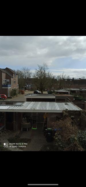 foto 1 van project Renovatie Plat dak, met plaatsen dakkoepels