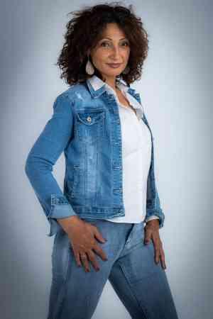 foto 1 van project Fotoshoot tbv aanmelding bij senioren modellenbureau