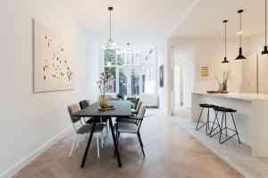 foto 3 van project Verbouw en interieurontwerp Regentessekwartier Den Haag