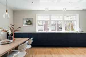 foto 3 van project Verbouw, renovatie en interieurontwerp Benoordenhout Den Haag
