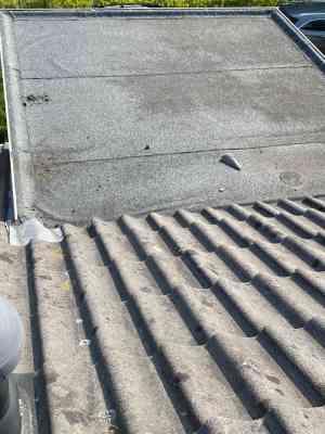 foto 2 van project Vernieuwen van dakkapel echa grijs