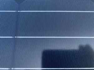 foto 1 van project Cleanen van zonnepanelen