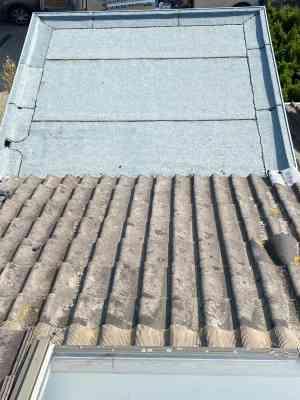 foto 1 van project Vernieuwen van dakkapel echa grijs