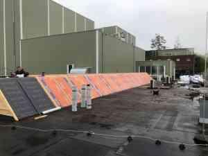 foto 1 van project Dichtplakken lichtstraat