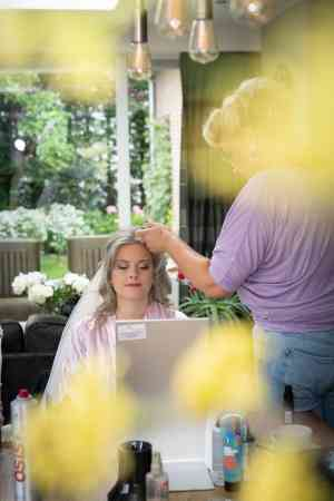 foto 3 van project Bruidsreportage Steenbergen