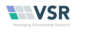 Vereniging Schoonmaak Research